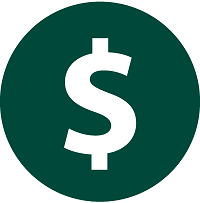 Preconstruction Dollar Sign Icon